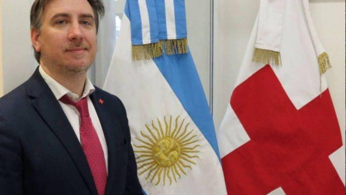 Diego Tipping Argentina nos necesita