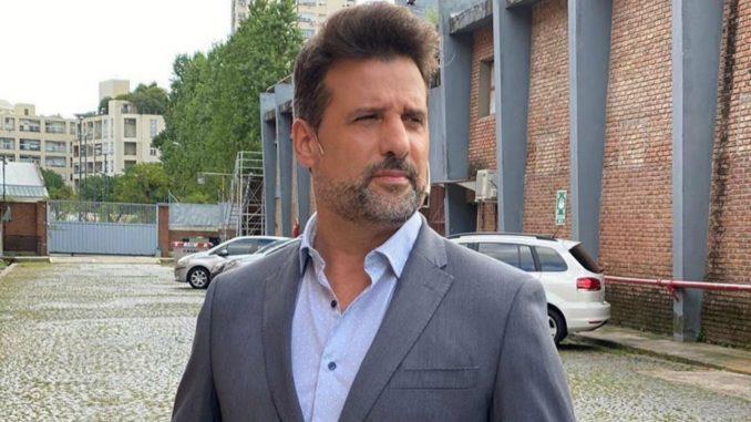 Jose Maria Listorti hincha de