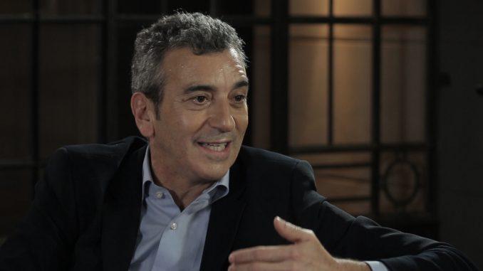 Florencio Randazzo hincha de