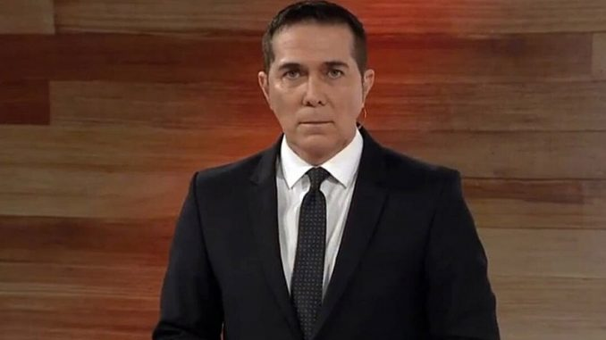 Rodolfo Barili hincha de