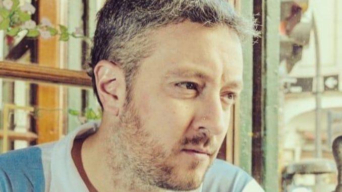 Pablo Carrozza hincha de